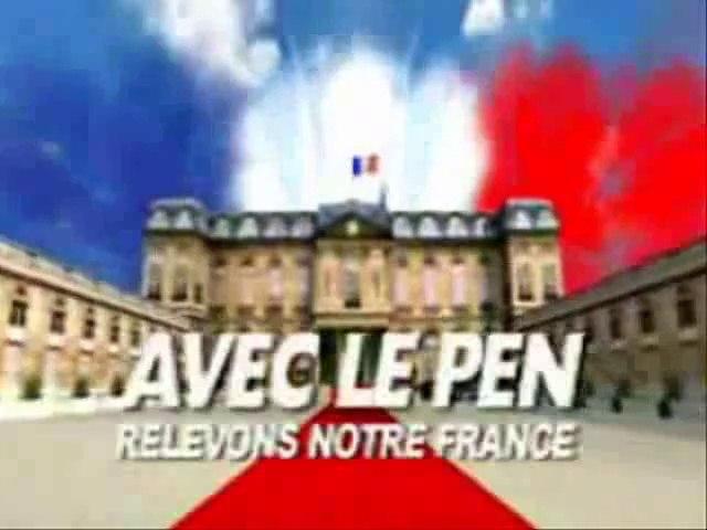 Hommage a Jean Marie Le Pen
