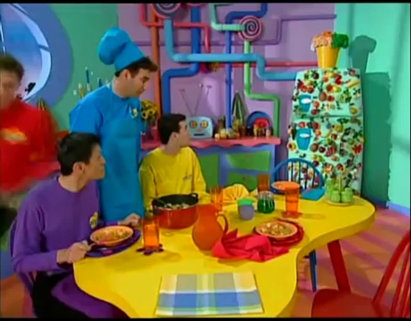 The Wiggles (TV Series 2): Your Body