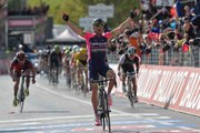 Giro d'Italia 2014 Tappa 5 / Stage 5 Official Highlights