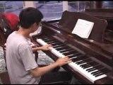 Super Mario Brothers ao som de piano 1