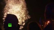 Donetsk celebrates newly-claimed independence from Kiev