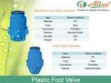 Plastic Foot Valve, Plastic Foot Valve Manufacturer, Plastic Foot Valve Supplier, Foot Valve, Foot Valve Manufacturer, Foot Valve Supplier, PP Foot Valve, PP Foot Valve Manufacturer, PP Foot Valve Supplier, Ahmedabad, Gujarat, India