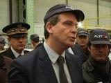 Rachat d'Alstom: Montebourg dote la France d'un droit de veto - 15/05