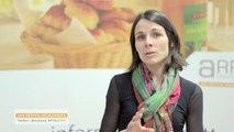 Caroline QUINIO, responsable de la mise en œuvre du programme régional pour l'alimentation à la DRAAF-Direction Régionale de l'Alimentation de l'Agriculture et de la Forêt de Midi-Pyrénées