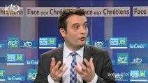 Florian Philippot veut maîtriser et non fermer les frontières de l'Europe