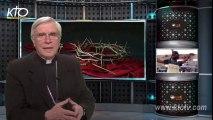 Mgr di Falco : Les chrétiens crucifiés