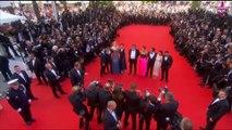 Cannes 2014 : Première montée des marches !