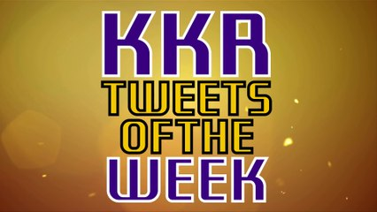 KKR TWEETS OF THE WEEK #2 FEATURING SHAHRUKH KHAN AND ROBIN UTHAPPA
