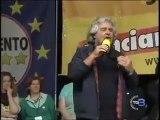 M5S - Tg3 su Beppe Grillo - Reggio Emilia - MoVimento 5 Stelle