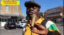 Afrique du Sud: Les Combattants de Cap Town lance l'Operation «Mbata Ya Gorille» contre les ressortissants de Brazzaville