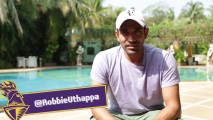 "ROBIN UTHAPPA 'MAN OF THE MATCH' | Proud of his performance but there's ""room for improvement"""