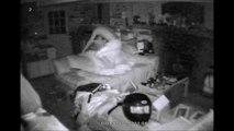 Réveillé par un Ours rentré dans la maison! Flippant...