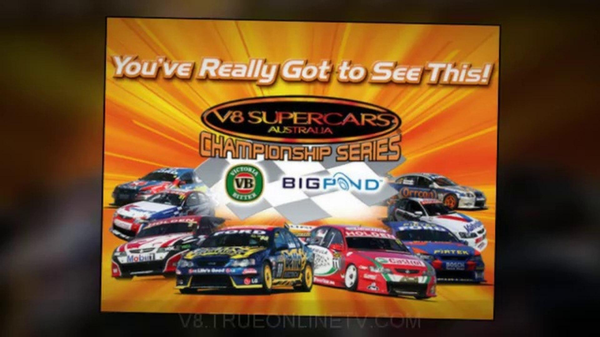 2013 Chill Perth 360 (V8 Supercars) Barbagallo - Race 2 - Touring Car Masters Round 2 [Perth 360]