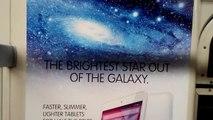 Alcatel tenta copiar o nome Galaxy da Samsung mas não é muito feliz