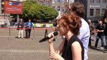Beelden repetitie komst Koning Willem-Alexander - RTV Noord