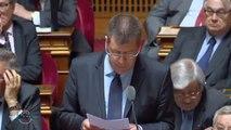 Antoine Lefèvre - Réforme des collectivités locales