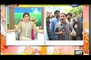 The Morning Show With Sanam Baloch - 14th May 2014 - Full Show - May 14