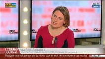 Valérie Rabault, rapporteur général du budget à l'Assemblée nationale, dans Le Grand Journal - 15/05 2/4