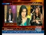 Live With Dr  Shahid Masood - 15th May 2014 - (Morning Shows Ka Khel) - May 15