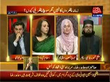 Table Talk 15th May 2014 Zamana Pathron ka Nahien Magar Soch Pathreeli Kiyon May 15