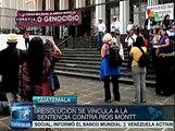 Quieren negar que en Guatemala hubo genocidio: indígenas mayas