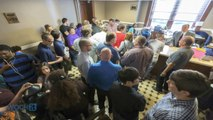 Same-Sex Marriage On Again In Arkansas, Off In Idaho