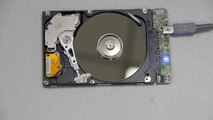 How One HDD Works Inside - Learn The Basic Hard Drive Physical Components