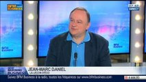 """Jean-Marc Daniel - Edouard Balladur voulait mettre en place un dispositif de """"noyaux durs"""" - 16/05"""