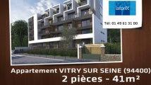 Vente - appartement - VITRY SUR SEINE (94400)  - 41m²