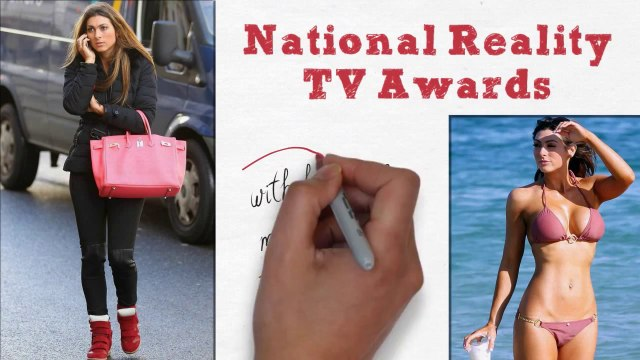Luisa Zissman fixes National Reality TV Awards Votes and won with help from Marketing Company