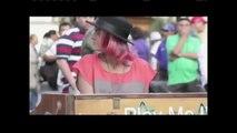 Más pianos a tu vida: mira esta improvisación en el Parque Kennedy de Miraflores