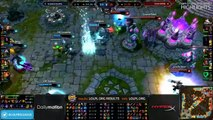 Highlights | Quarter-finales - Team Empire -vs- Cloud9Eclipse - LPL Season 1 ENG