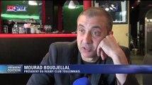 "Rugby / Top 14 / Mourad Boudjellal, le ""Bernard Tapie"" du rugby - 16/05"