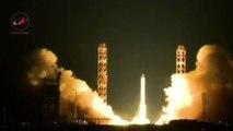 Il razzo russo cade in diretta tv pochi minuti dopo il lancio
