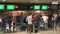 Alitalia: inviata lettera a Etihad, accordo piu' vicino