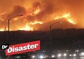 Un gigantesque incendie ravage la Californie / Dr Disaster