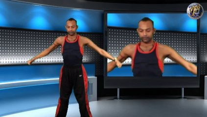 Clavicle Streching Exercise