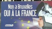 Européennes : le Front national part favori