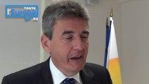 """Philippe de Fontaine Vive : """"Tous les eurodéputés auront pour tâche de bien écouter le message qui sera envoyé le 25 mai"""""""