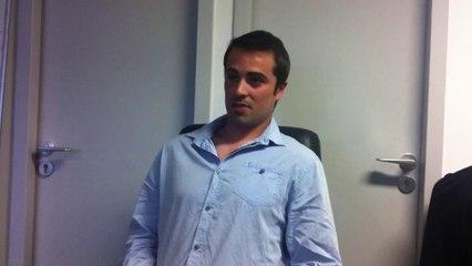 Interview Pierre-Antoine Simonneau