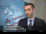 """Jean-Jacques Richard - JT """"19-20"""" France 3 - 9 décembre  2005"""