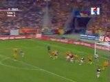 Lens-Metz - finale coupe de la ligue 99