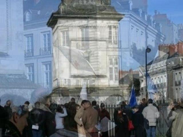 Cortège 21 janvier - Nantes