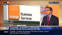 L'Éco du soir: Fusion entre Orange et Bouygues: Un retour à trois opérateurs risque de mettre fin à la baisse des prix - 16/05