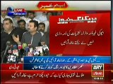 Cable Operators announces to stop GEO Broadcast Nationwide - Cable Operators Press Conference