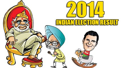 2014 Indian Election Results Music Video