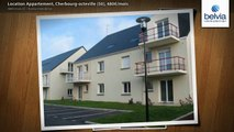 Location Appartement, Cherbourg-octeville (50), 480€/mois