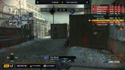EGL SS : Team BB vs Safe.Unleash : Round 2 - Map 3