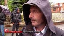 La Bosnie et la Serbie vivent les pires inondations depuis un siècle