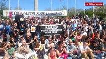 Brest. Plus de 400 personnes à la marche pour la culture
